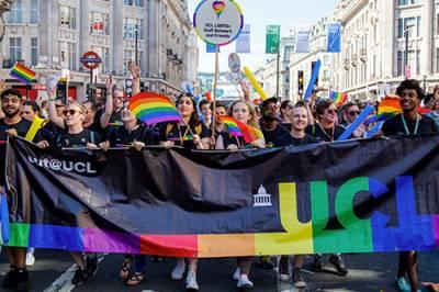 Pride march (Shaun Waldie)