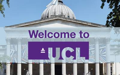 The Welcome to UCL App
