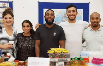 One Newham volunteer and community network