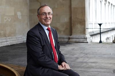 Professor Michael Arthur (UCL President & Provost)