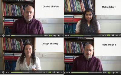 Mentoring videos