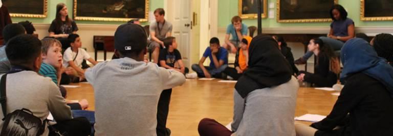 Year 8 Sutton Scholars - Widening Participation…