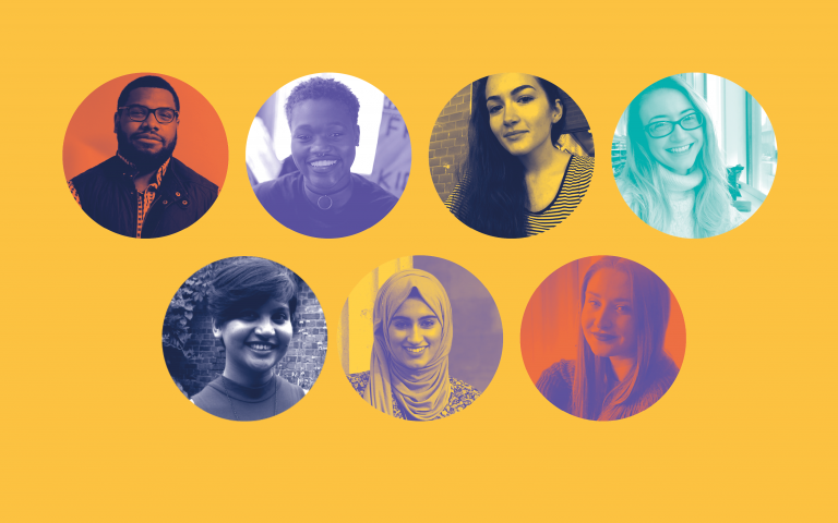 UCL Students' Union officers 2019
