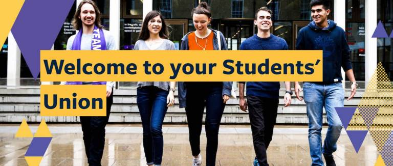 Welcome to UCL Students Union