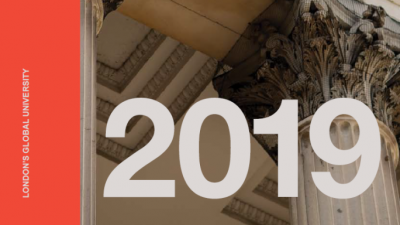 Annual Review 2019 - cover