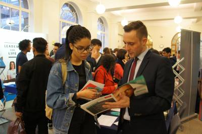 Careers Fair…
