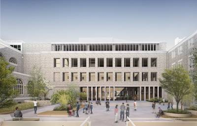 Transforming UCL - new student centre…