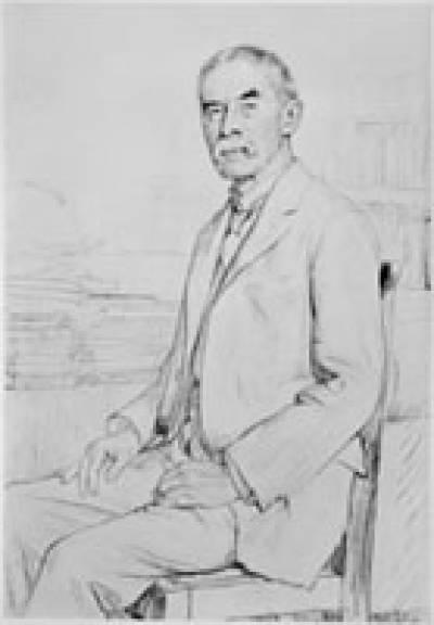 A. E. Housman…