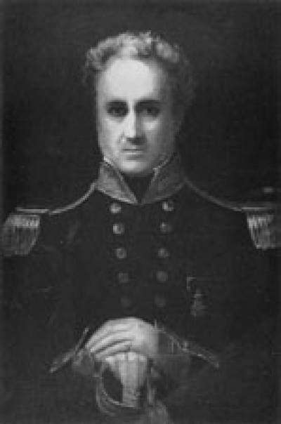 Captain Alexander Maconochie…