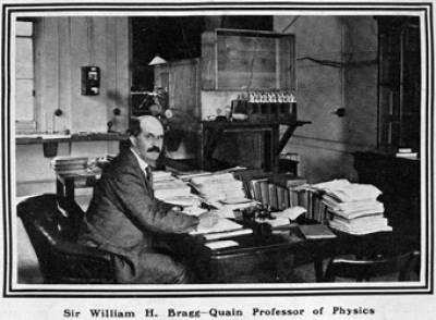 Sir William Henry Bragg…