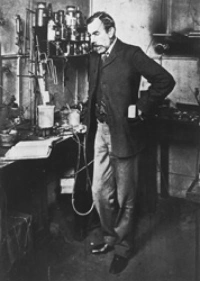 Professor Sir William Ramsay…