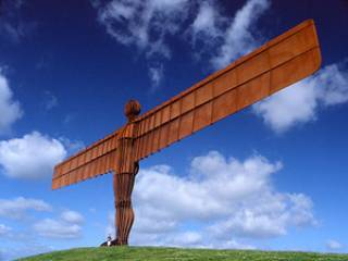Angel of the North…