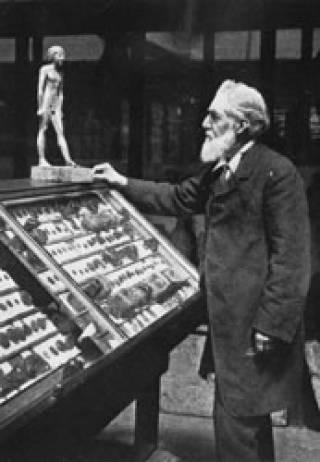 Sir Flinders Petrie…