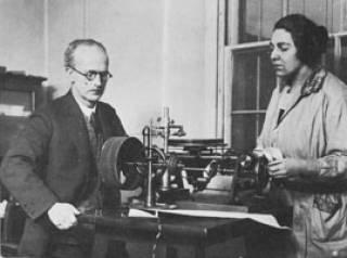 Professor Frederick Soddy…