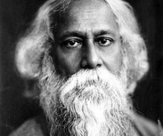 Rabindranath Tagore…