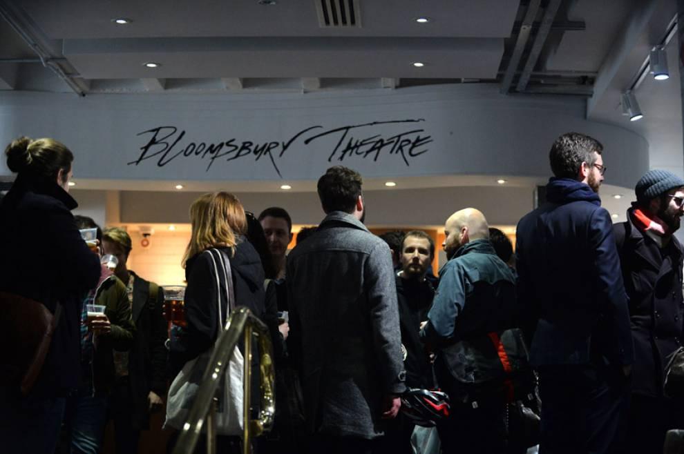 Bloomsbury Theatre…