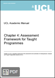 ucl overlength coursework
