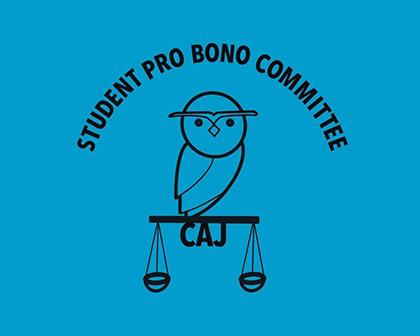 Student Pro Bono Committee logo
