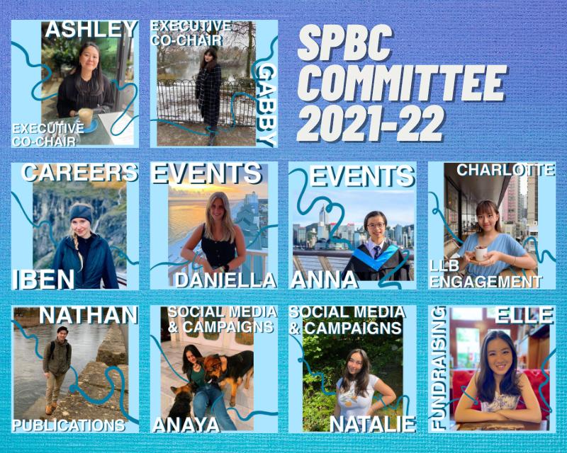 SPBC Committee 2021/22
