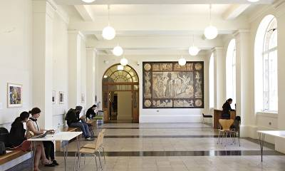 South Cloisters at UCL