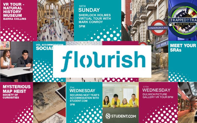 Flourish calendar