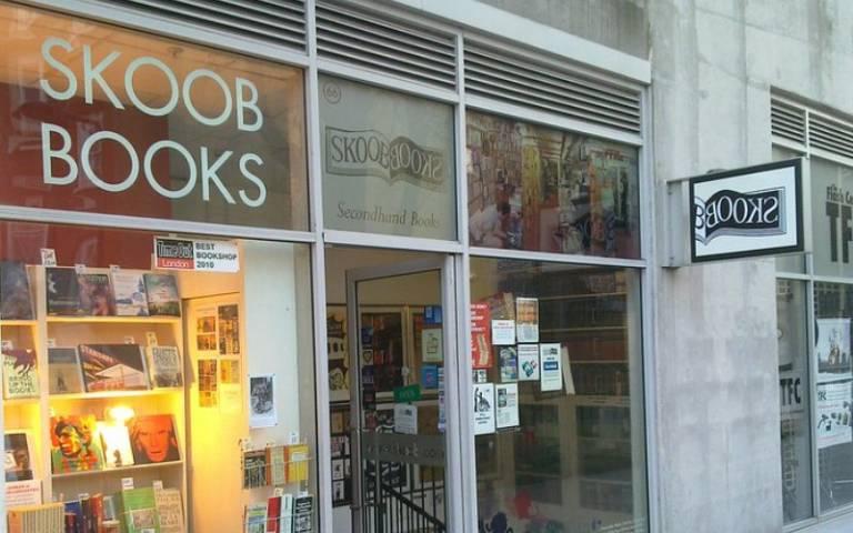 Skoob Books - Discover the 5 best bookshops in London