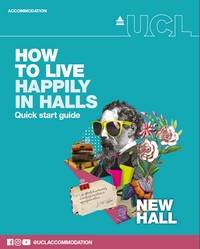 New Hall Home Booklet