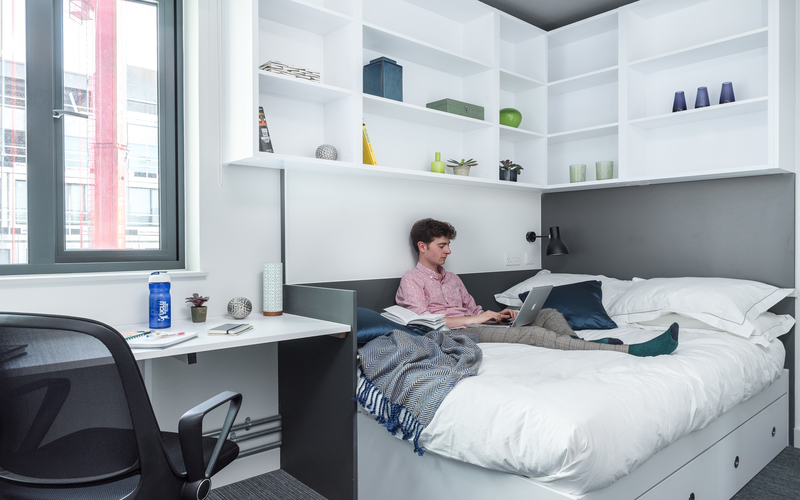 Astor en-suite single room