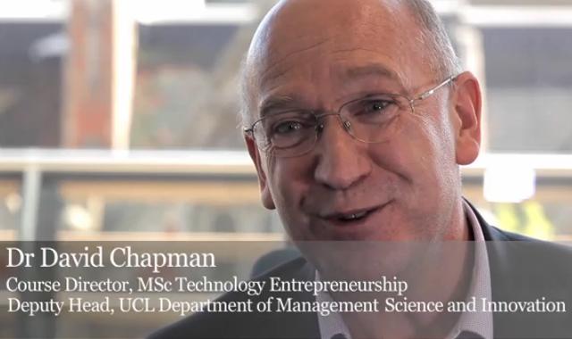 Dr David Chapman
