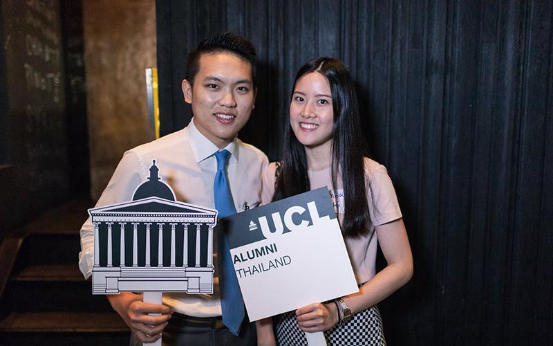 Alumni Thailand event