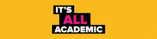 It's All Academic Campaign Logo