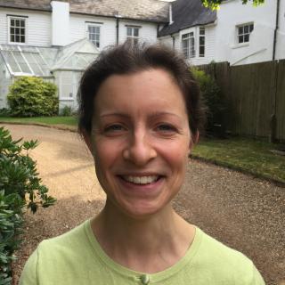 Headshot of Sally Gadsdon