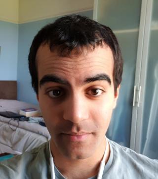 Headshot of Thomas Murthi