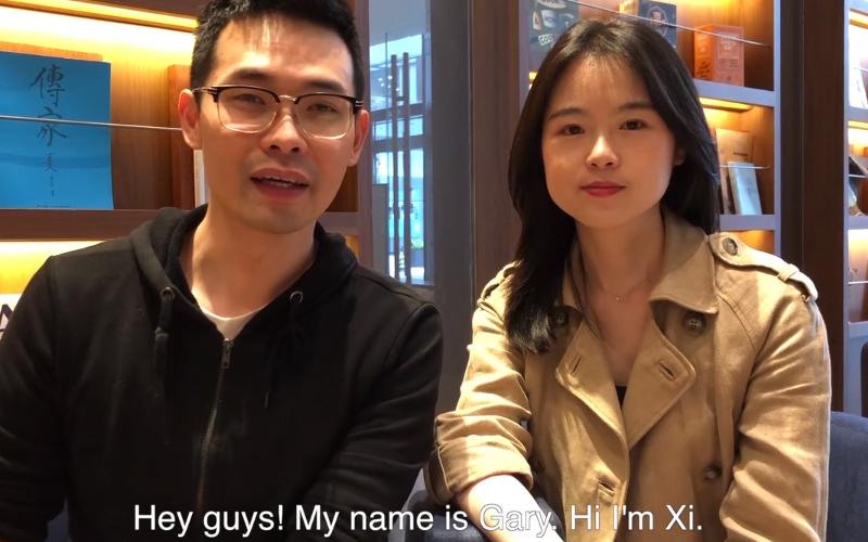 Gary and Xi