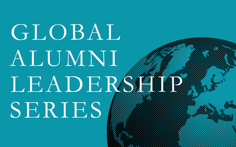 Global Alumni Leadership Series