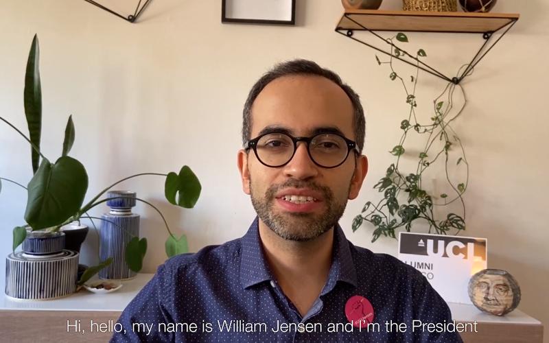 William Jensen video screenshot