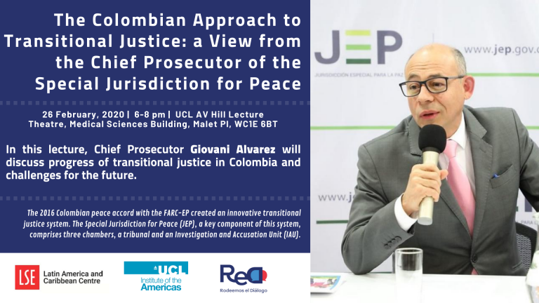 Colombia Transitional Justice