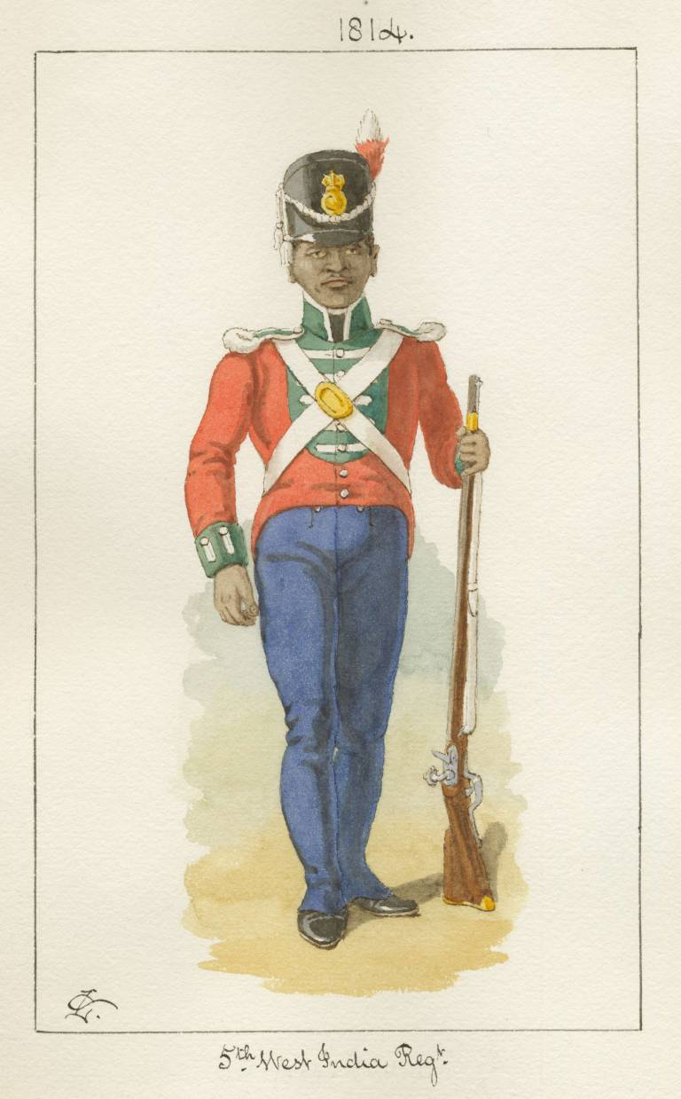 West Indian Regiments