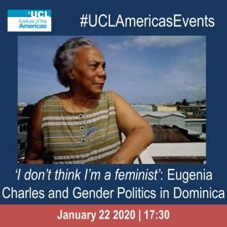 I don't think I'm a feminist - event