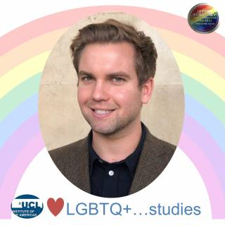 Dr Joshua Hollands - LGBTQ+ studies