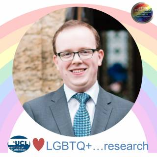 Stephen Colbrook for LGBTQ+ History Month