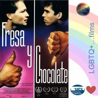 De Fresa y Chocolate