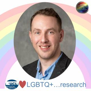 Professor Jonathan Bell for LGBTQ+ History Month