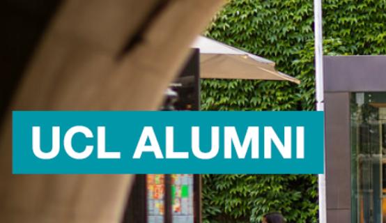 UCL Alumni website