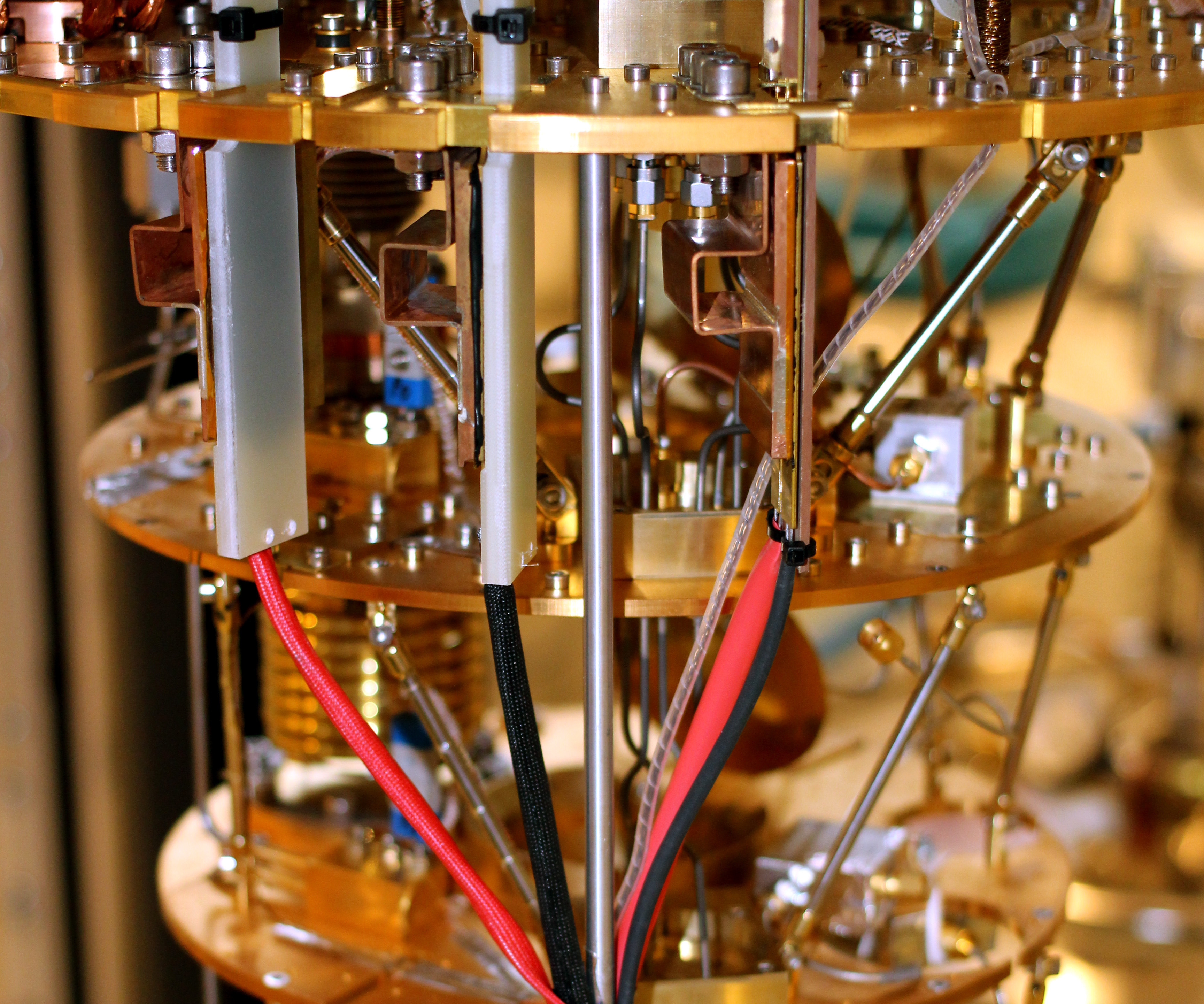 Quantum Refridgerator