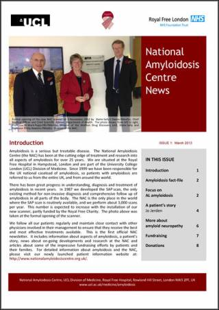 NAC Newsletter 1