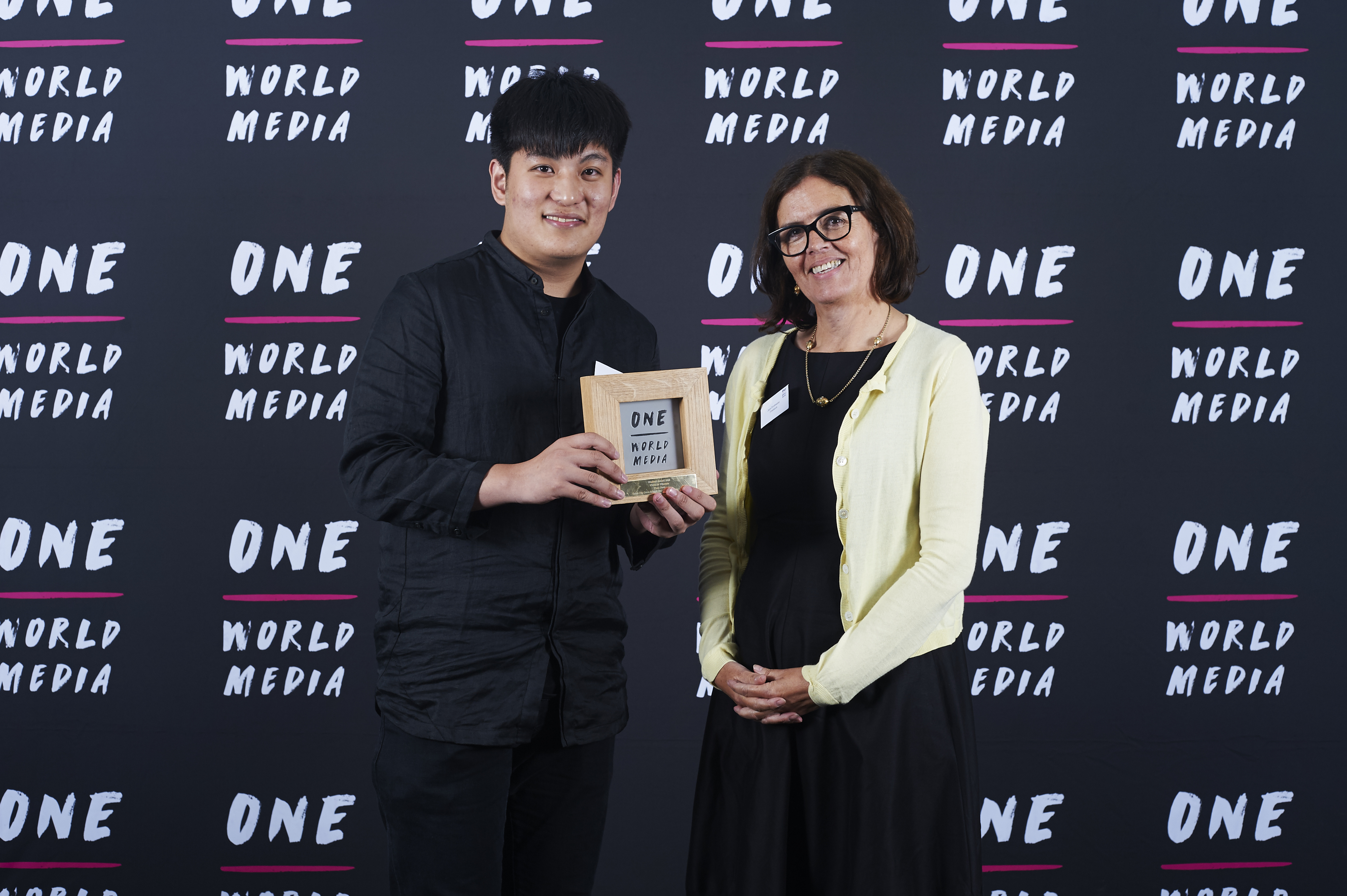 One World Media Award 2018