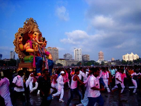 Ganesh Chaturthi Mumbai Sept 2010