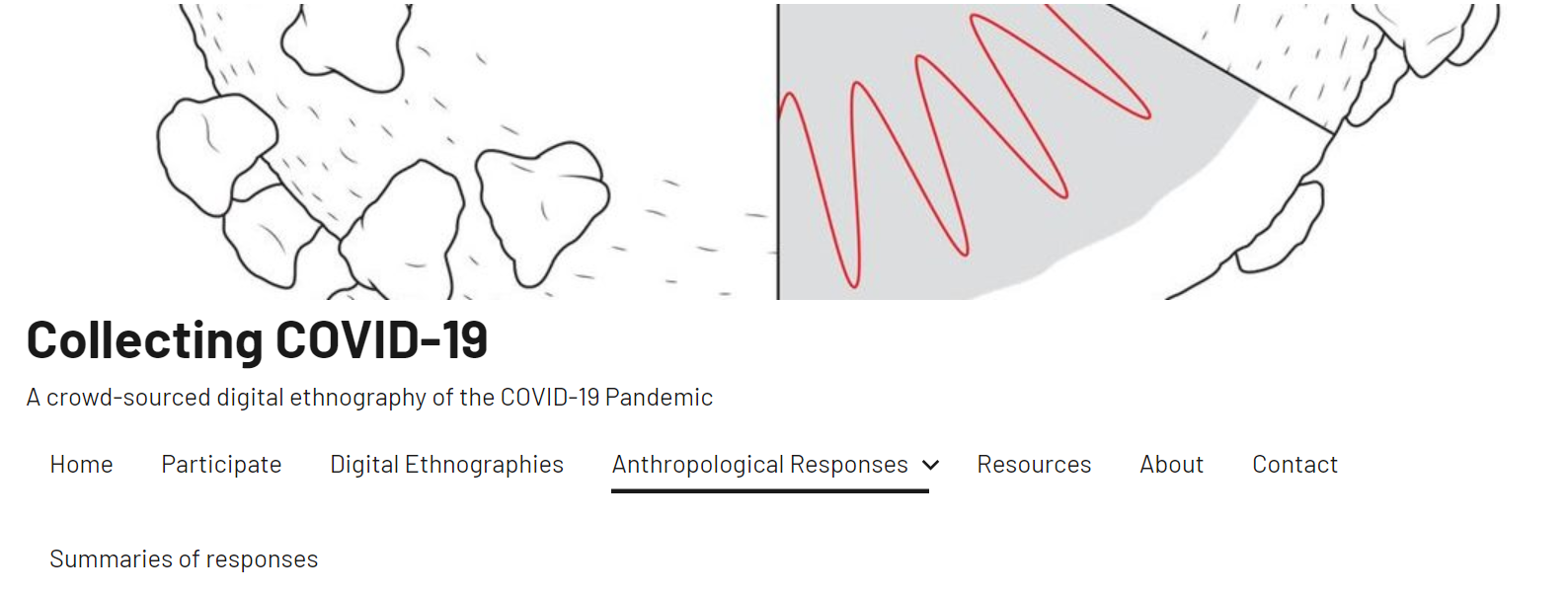 A crowd-sourced digital ethnography of the COVID-19 Pandemic