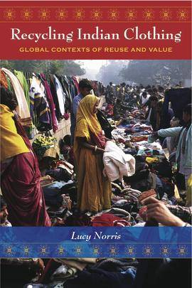 Recycling Indian Clothing (book cover)